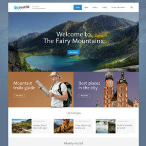 Jasa Pembuatan Website Rental Mobil, Tour Travel, Paket Wisata