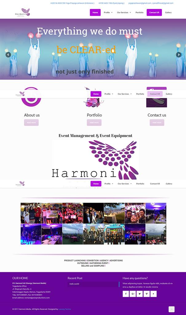 harmonimedia