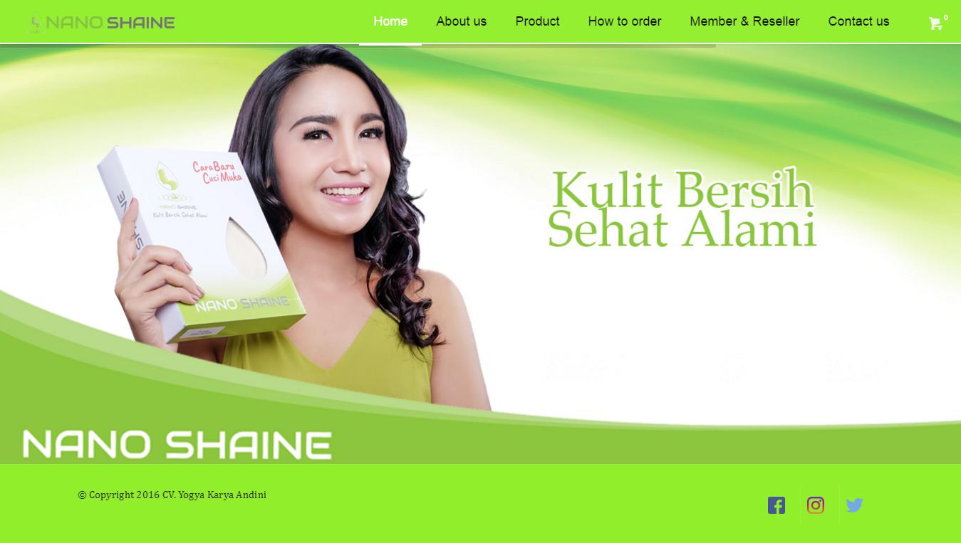 Nanoshaine.com