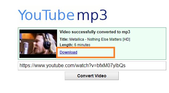 Cara Download mp3 dari Youtube - Jasa Pembuatan Website