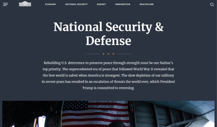 situs-website-top-wordpress-the-white-house
