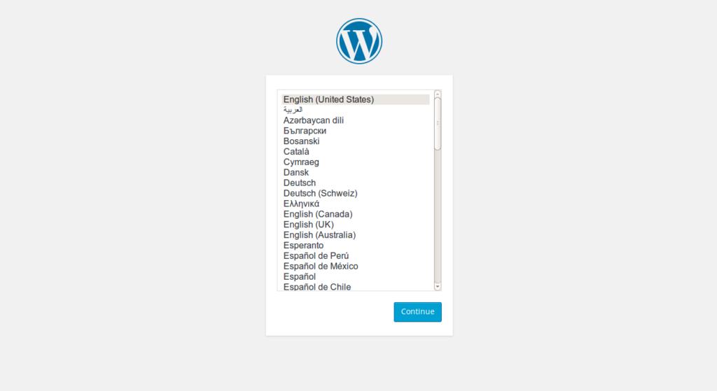 bagaimana cara instalasi konfigurasi wordpress di digital ocean