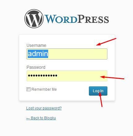 Cara Instal WordPress Offline di Localhost dengan Xampp 5