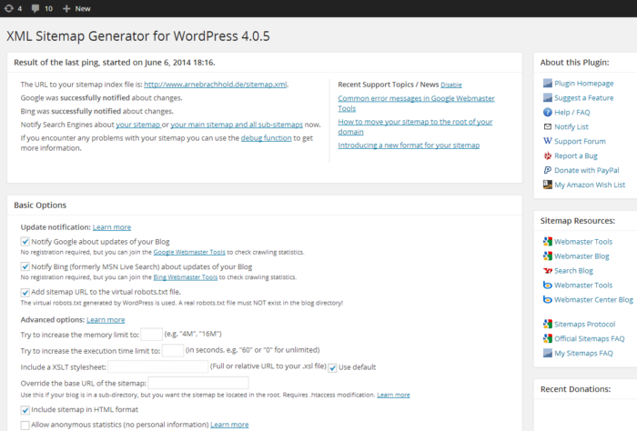 Tips dan Panduan Marketing Online SEO dengan WordPress 1