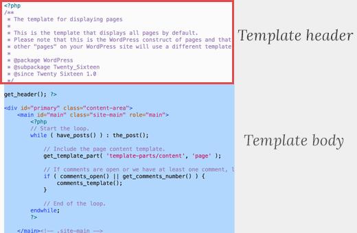 cara membuat custom page di situs wordpress 2