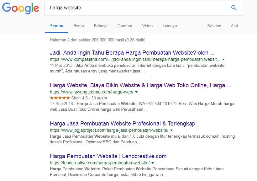 panduan cara seting meta description SEO untuk website