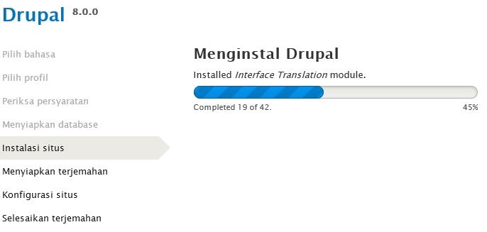 panduan instalasi drupal pemula 4
