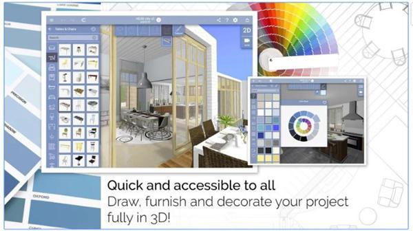 Aplikasi desain rumah 3D android - Home-Design-3D-FREEMIUM