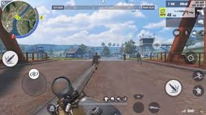 Game PC online ringan - Rules of Survival ( ROS )