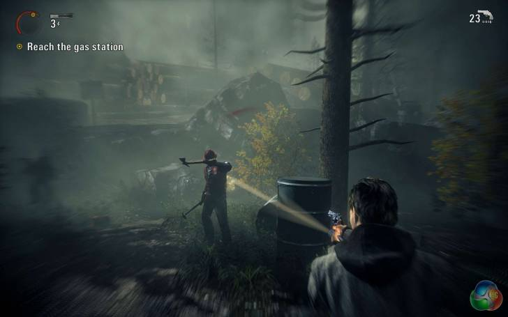 Game offline PC Ringan - Alan Wake