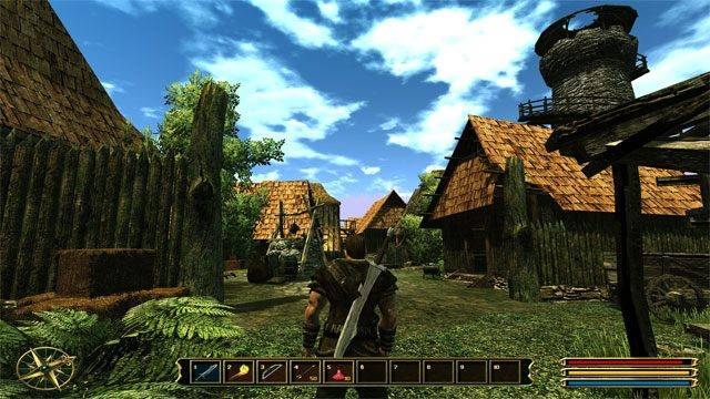 Game offline PC Ringan - Gothic 3