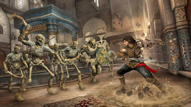 Game offline PC Ringan - Prince of Persia The Forgotten Sands