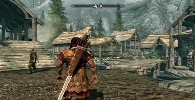 Game offline PC Ringan –The Elder Scrolls V – Skyrim