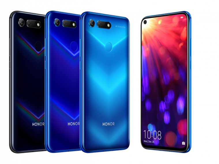 HP Flagship Murah Terbaik 2019 honor view 20