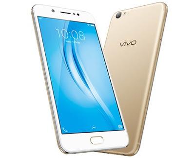 Vivo Kamera Selfie - Vivo V5s