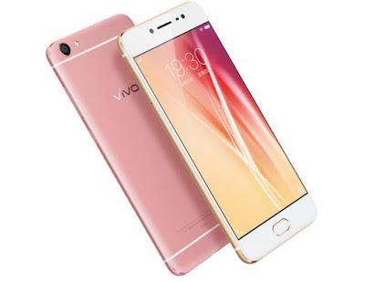 Vivo Kamera terbaik - Vivo X9s Plus