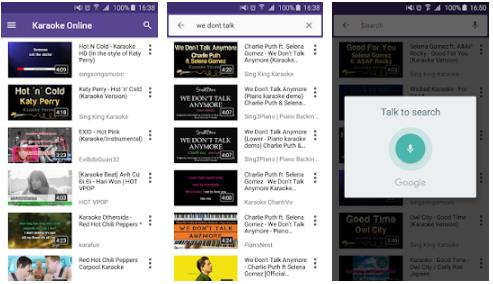 aplikasi karaoke android gratis terbaik-Karaoke-Online