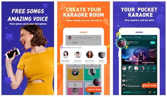 aplikasi karaoke android gratis terbaik-Singo