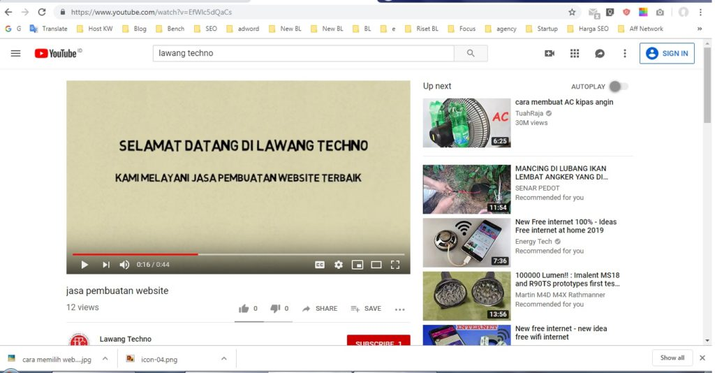 cara download video youtube termudah lengkap