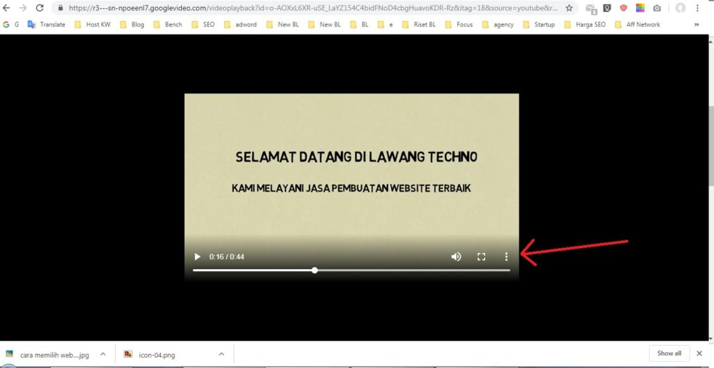 cara download video youtube termudah lengkap 4