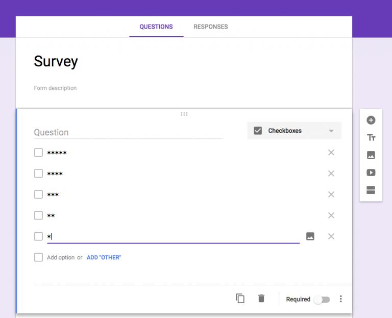 cara membuat Google forms termudah (1)