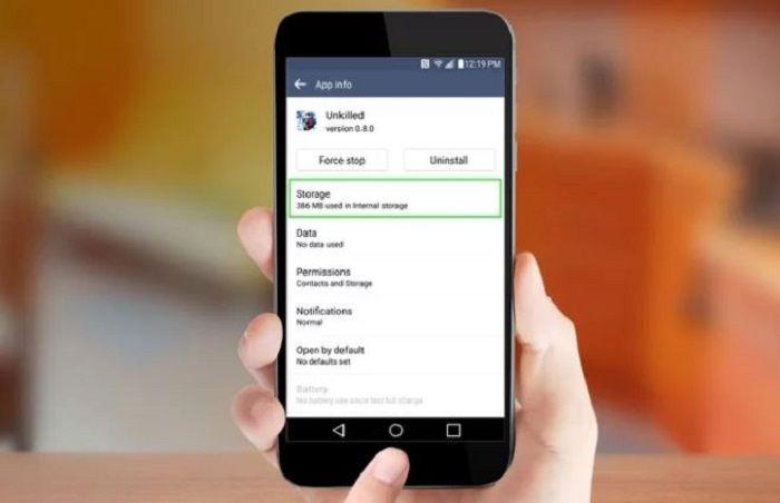 cara memindahkan aplikasi dari memori internal ke SD Card