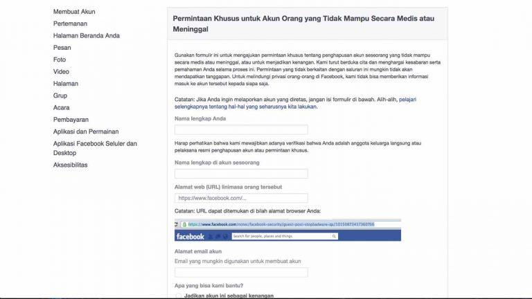 cara-menghapus-akun-facebook-yang-lupa-password-dan-email