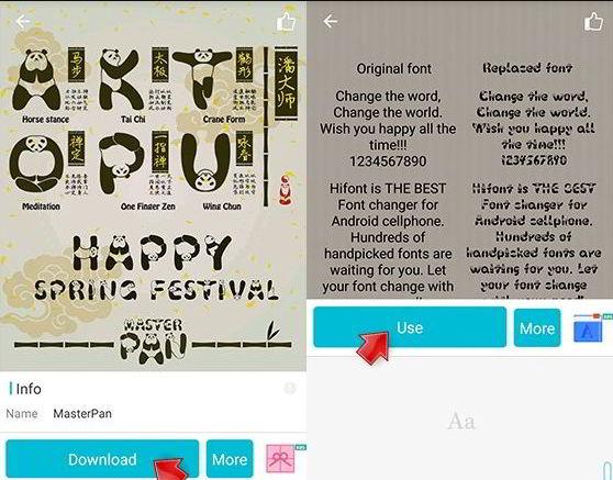 cara-mengubah-font-android