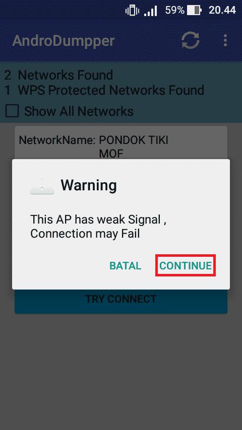 cara terhubung wifi gratis dimanapun tanpa tahu password