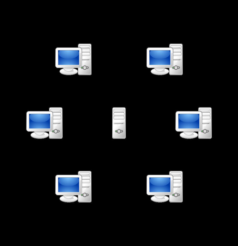 pengertian server dan client adalah