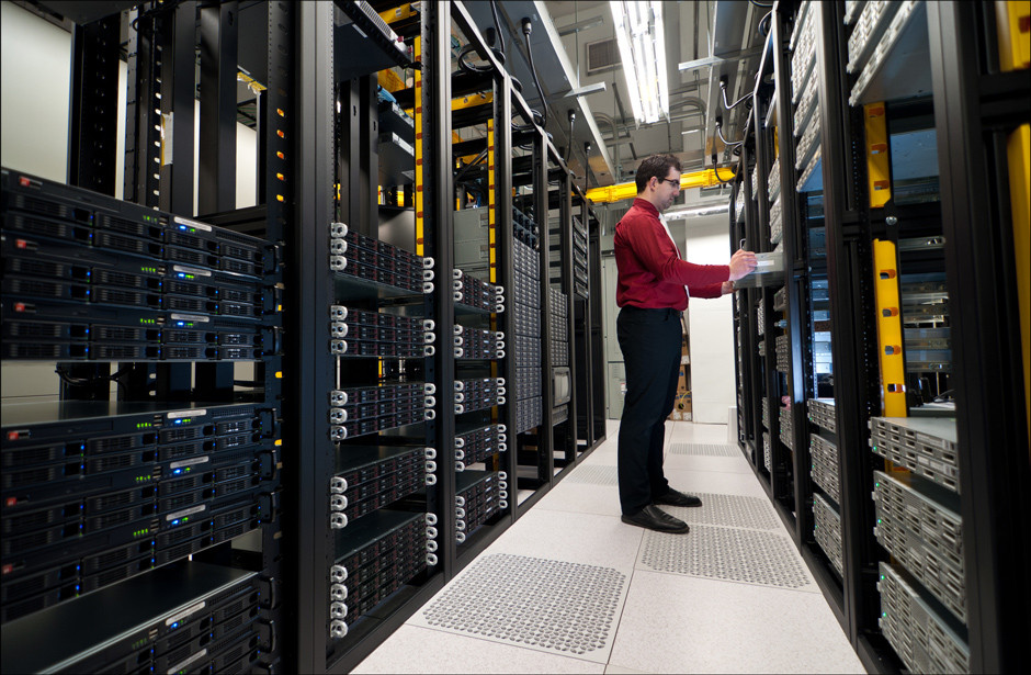 server adalah Data Center adalah