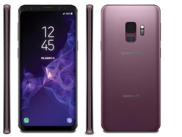 HP Samsung tahan air dan debu 8 jutaan - Samsung-Galaxy-S9