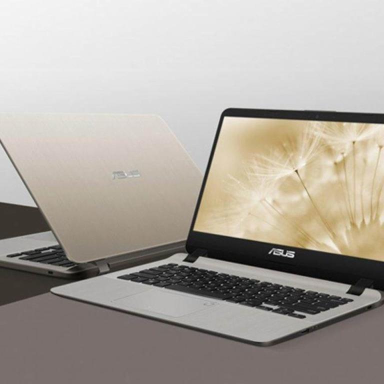 Laptop 4 jutaan terbaik - Asus-407MA