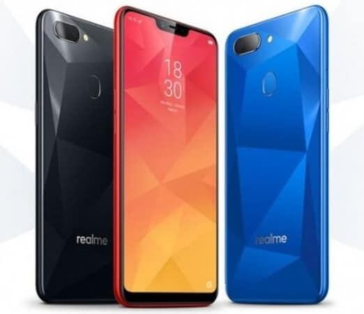 hp oppo terbaru 2019 dibawah 2 jutaan – Oppo-Realme-2