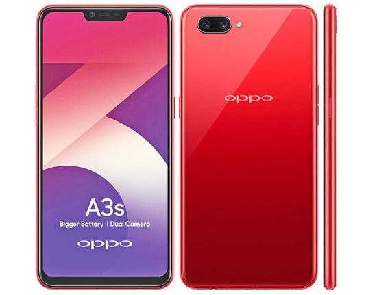 hp oppo terbaru 2019 harga 1 jutaan - Oppo-A3s