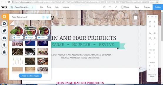 cara membuat website wix dan menggunakan wix (3)