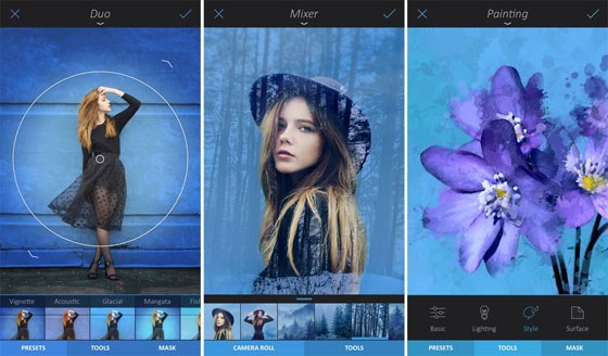 Aplikasi edit foto kekinian ala selebgram - Enlight-App