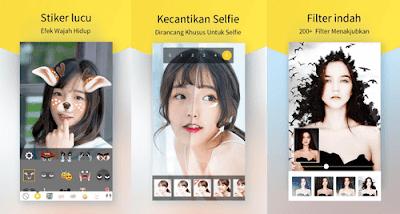 Aplikasi edit foto terbaik -Camera360