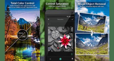 Aplikasi edit foto terbaik -Photo Director