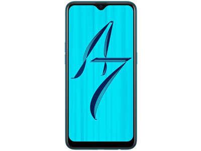 HP smartphone terbaik 2019 - OPPO A7