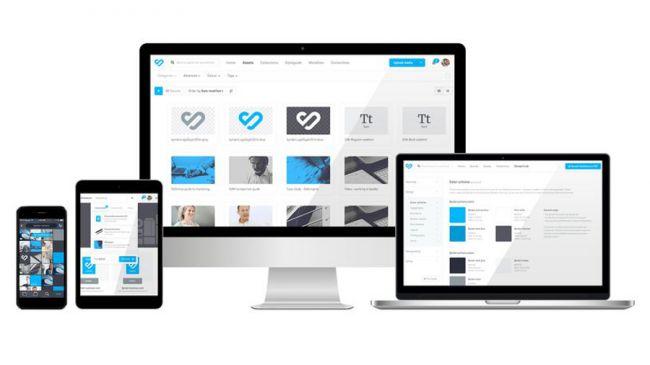aplikasi website - bynder