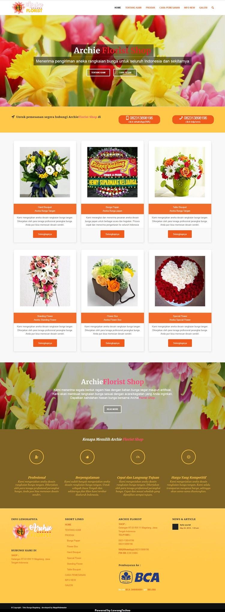 Archie Florist