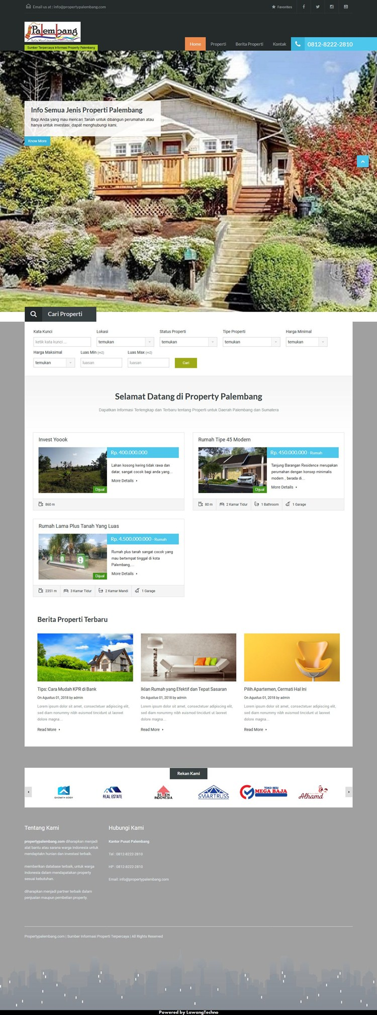 Property Palembang