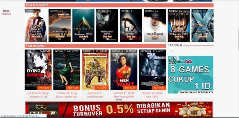 situs website download film gratis free - JuraganFilm