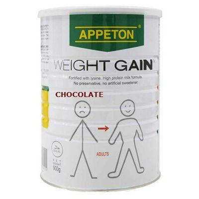 susu penambah berat badan - Appeton-Weight-Gain-Adult