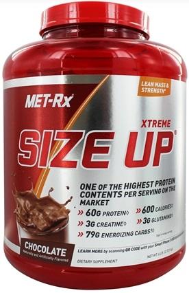 susu penambah berat badan - CMet RX Xtreame Size Up