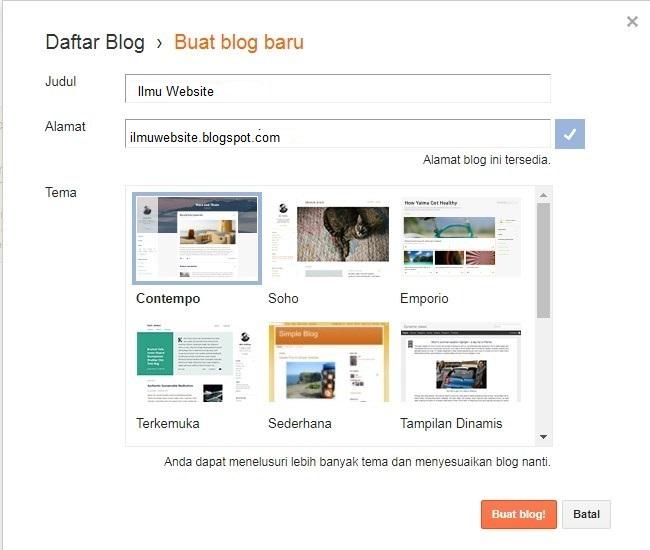 Cara-membuat-blog-blogger-blogspot-4