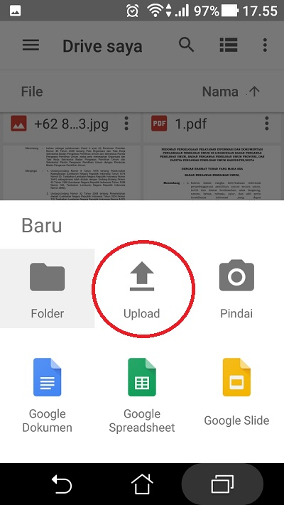 cara mengirim gambar besar ukuran asli dengan WhatsApp (2)