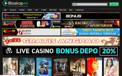 situs download film indonesia terbaik – Bioskop 45