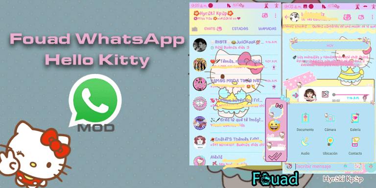 Fouad-WhatsApp-MOD-Hello-Kitty